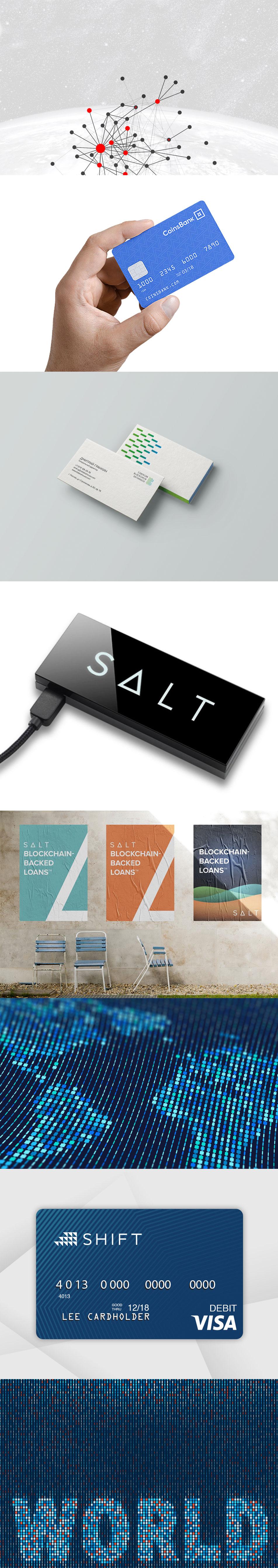 Credits: 1. Julien Gionis; 2. CoinsBank; 3. Ivan Shaykhislamov; 4,5. Salt Lending; 6. Mario De Meyer; 7. Shift Payments; 8. Mario De Meyer